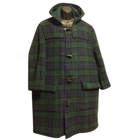 Brooks Brothers Other - Brooks Brothers Wool Toggle Coat